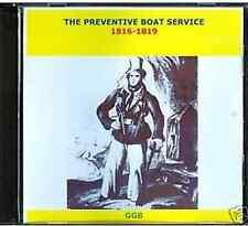 PREVENTIVE BOAT SERVICE 1816-1819 CD ROM