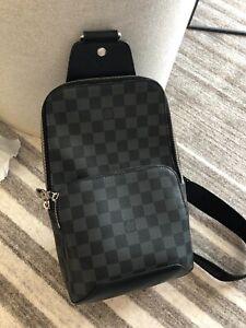 Louis Vuitton Avenue Sling Bag Damier