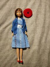 Vintage Skipper Doll Mattel 1960s