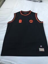 NEW York Knicks Basket Jersey Canotta Camicia XL ADIDAS NBA SWINGMAN legno duro