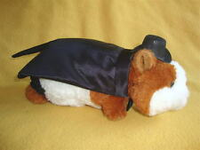 Tuxedo with Tails and Top Hat Costume for Guinea Pig from Petrats