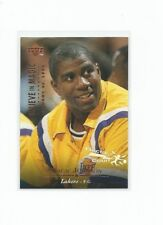1995-96 UPPER DECK ELECTRIC COURT MAGIC JOHNSON #237 LOS ANGELES LAKERS NM-MINT!