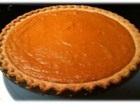 Sweet Potato Pies...Southern Style 9 Inch Pies.