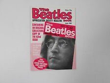 BEATLES BOOK MONTHLY Magazine JUNE 1981 ISSUE 62  3-A