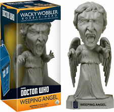 FUNKO BBC DOCTOR WHO WEEPING ANGEL WACKY WOBBLER BOBBLE HEAD BRAND NEW