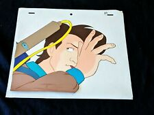 The Real Ghostbusters 1987 Animation Production PETER VENKMAN Cel DiC
