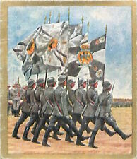 N°239 World War German Soldiers Parade flags Reichswehr Germany WWI 30s CHROMO