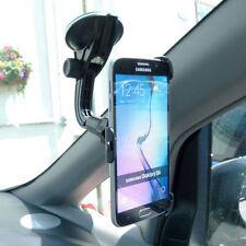 Supports de GPS noirs Samsung Galaxy S6 pour téléphone mobile et PDA