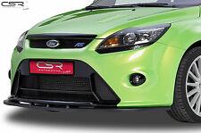 SPLITTER FRONT LIP SPOILER FRONT BUMPER FOR FORD FOCUS RS 08-11 CSL123