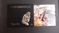 "Láme Immortelle Rarität Promo CD ""Tiefster Winter""  sehr seltnes Sammlerstück"