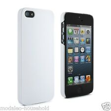 Genuine Designer Proporta Hard Shell white case cover for iPhone5 / A20 UK-B786
