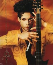 PRINCE & NEW GENERATION 1993 ACT I TOUR CONCERT PROGRAM BOOK BOOKLET / VG 2 NMT