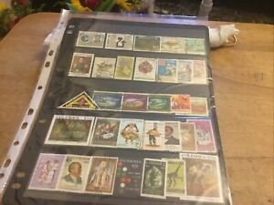 Colombia Used Stamps Lot