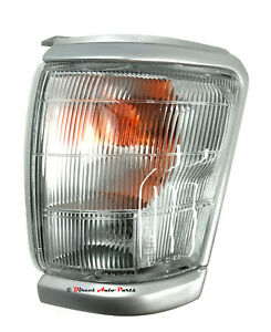 *NEW* INDICATOR CORNER LIGHT LAMP (GREY) SUIT TOYOTA HILUX 4WD 1997 - 2001 LEFT