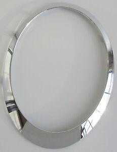 Genuine NEW MINI N/S Passenger Headlight Trim Ring for R56 R55 R57 R58 - 7149905
