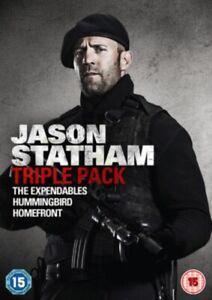 Jason Statham Triple Pack DVD *NEW & SEALED*