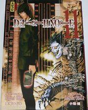 Manga DEATH NOTE tome 11 Dark Kana éditions deathnote takeshi obata ohba TBE
