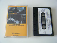 CLIVE GREGSON WELCOME TO THE WORKHOUSE CASSETTE TAPE SPECIAL DELIVERY 1990 UK