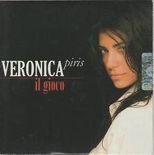Veronica Piris Il Gioco Cd Promo 2006 Mint Cardsleeve  One Track