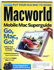 Macworld Magazine April 2007 Mobile Mac Superguide EX 072516jhe