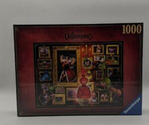 Disney Villainous: Queen of Hearts. Puzzle 1000 Teile (2019, Game)