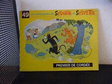 JAN24 ---- SYLVAIN SYLVETTE format à l'italienne  n° 49