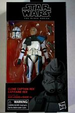 Star Wars Black Series Clone Capitano Rex