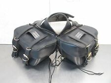 H HONDA SHADOW SPIRIT VT 750 2006 AFTERMARKET SADDLEBAGS