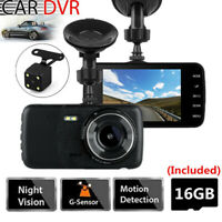1080P Full HD Car Camera DVR Vehicle Video Camcorder Dash Cams With SD Card HK