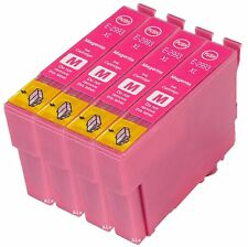 4 Magenta Ink Cartridges For 29XL Expression XP-235 XP-332 XP-335 XP-432 XP-435
