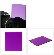 Full Purple Color Lens Filter for Cokin P Series Square #13