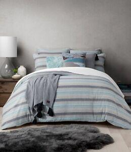 UGG Australia Tatum Stripe Soft Cotton Duvet Cover - KING, QUEEN and TWIN