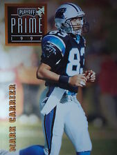 NFL 062 Marc Carrier WR Wide Receiver Play off Prime 1996