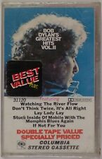 BOB DYLAN: Greatest Hits Vol II SEALED USA Cassette Tape Rare