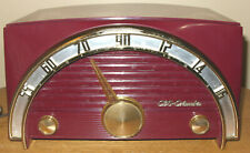 New ListingVintage Cbs - Columbia Model 5165 Am Tube Radio, Working Well, Excellent Cond.