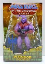 Motuc Plundor Masters of the Universe Classics He-Man Club Eternia New