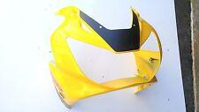 NEW 2000 HONDA CBR 900RR FIREBLADE FRONT FAIRING Yellow COWLING 64210-MCJA-0000