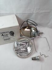 "NEW EMGO 41/2"" Shallow Cruiser Style Spotlight With Bulb 115mm DS-280045"