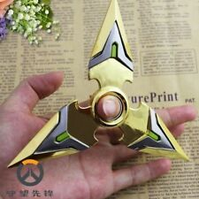 New Video Game Overwatch Genji Metal Weapon Spin Dart Action Figure Toys
