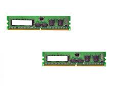 NETLIST NLD327R23215F-D32KSC 256MB PC2-3200R-333-12ZZ 1Rx16 DDR2 ECC RAM MEMORY