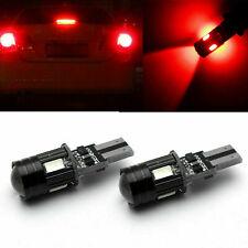 Error Free LED T10 2825 Projector Bulbs For 3rd High Mount Brake Light Lamps