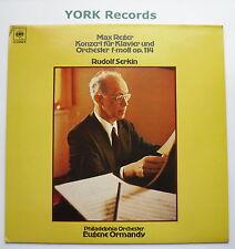 61711 - REGER - Piano Concerto SERKIN / ORMANDY Philadelphia Orch - Ex LP Record