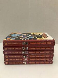 Real Bout High School Manga Volumes 1-6 COMPLETE Reiji Saiga Sora Inoue ENGLISH