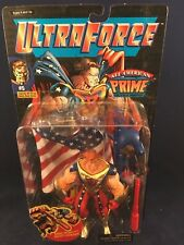 UltraForce All American Prime # 5 Action Figure Galoob 1995