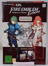 Fire Emblem Echoes-Shadows of VALENTIA Limited Edition avec Amiibo personnages 3 DS