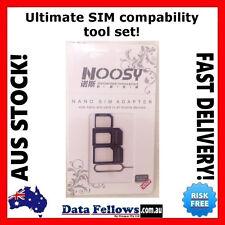 2x SIM tool pack adaptor pin tools nano micro mini standard one size fits