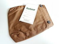 NEW BARBOUR VINTAGE WAXED COTTON HOOD BROWN NEW OLD STOCK 80s MADE IN ENGLAND