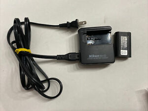 Genuine Nikon MH-53 Charger for EN-EL1 Battery Select Nikon Coolpix & Battery