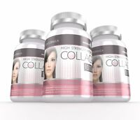 Hydrolysed Collagen High Strength 1000mg for Hair Skin & Nails 180 Tablets
