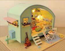 DIY Fairy Gypsy Travel Caravan. Fairy Garden Kit.